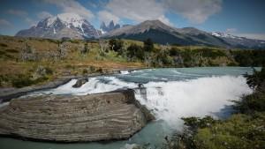 Wasserfall Paine