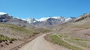Agua Negra 4 Chile